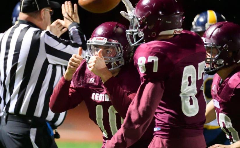 RUSS HONS: Photo Gallery — Grand Forks Central Vs. Fargo North