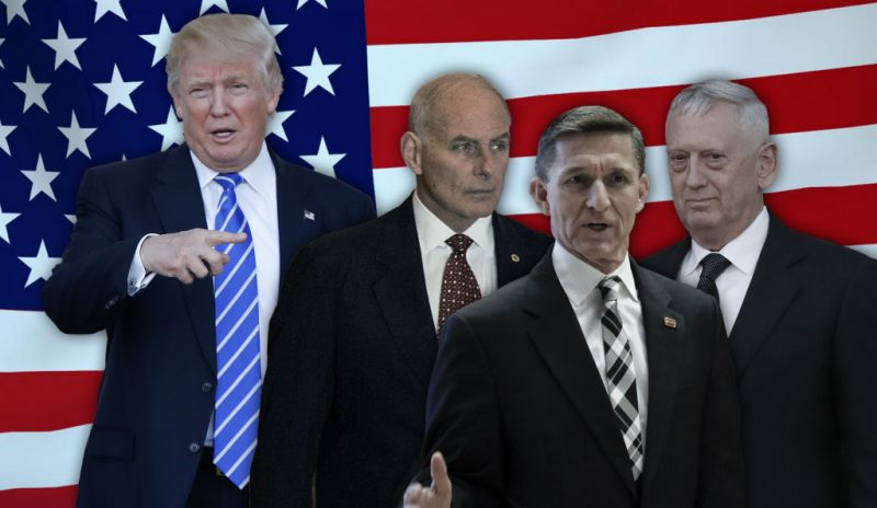 TOM DAVIES: The Verdict — Trump Knows More Than All The Generals!