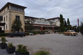 Freixenet winery.