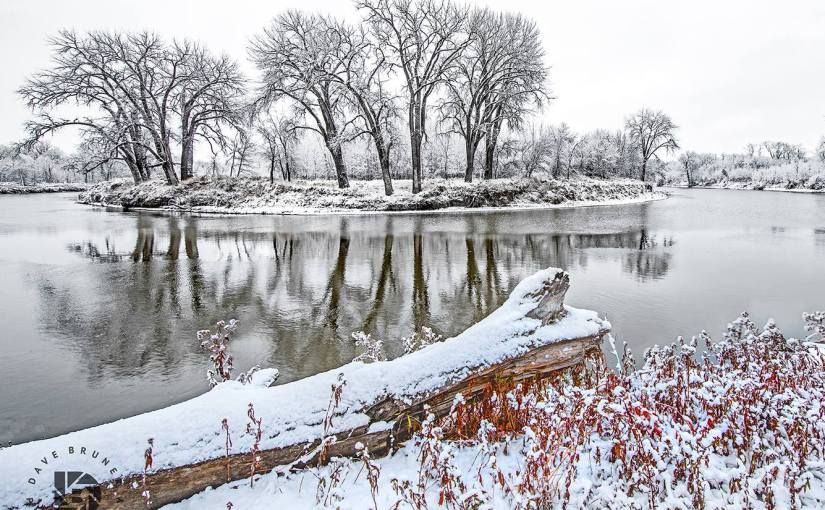 DAVE BRUNER: Photo Gallery — First Snow Wonderland