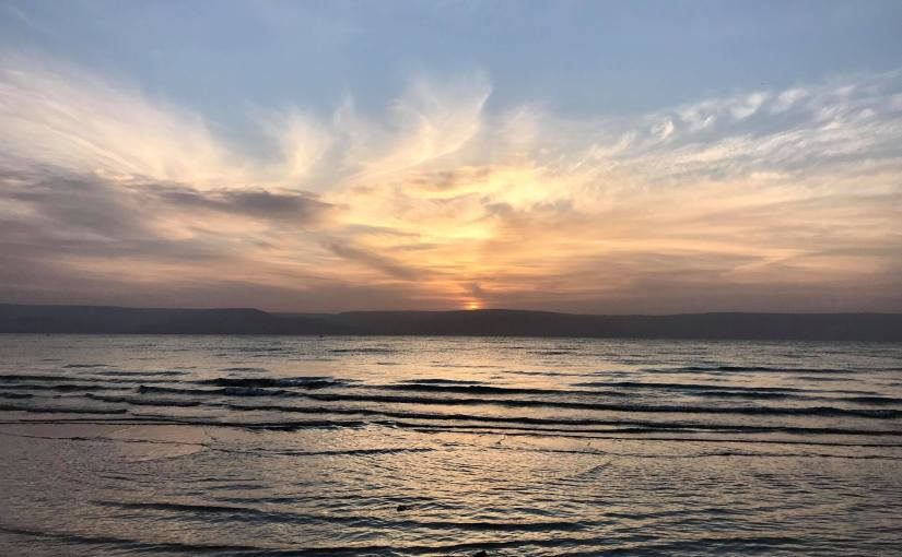 PAULA MEHMEL: Shoot the Rapids — The Holy Land, Day 12