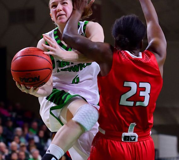 RUSS HONS: Photo Gallery — University Of North Dakota Vs. Eastern Washington University