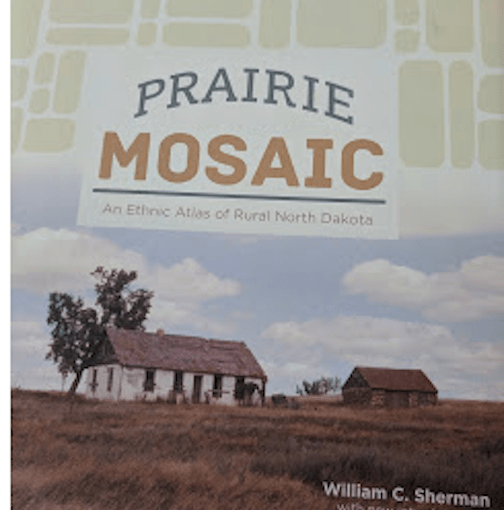 LILLIAN CROOK: WildDakotaWoman — Father Sherman's Magnum Opus: 'Prairie Mosaic'