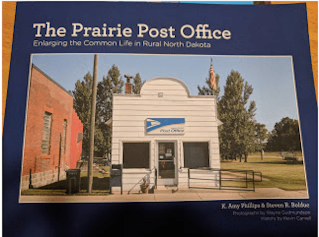 LILLIAN CROOK: WildDakotaWoman — 'The Prairie Post Office'