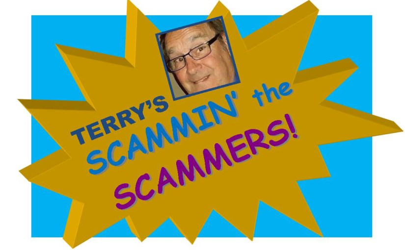 TERRY DULLUM: The Dullum File — Scammin'