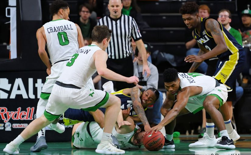 RUSS HONS: Photo Gallery — University Of North Dakota Vs. Northern Arizona University