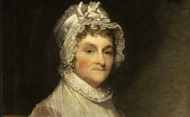 CLAY JENKINSON: The Jefferson Watch — Abigail Adams: Awesome And A Little Frightening