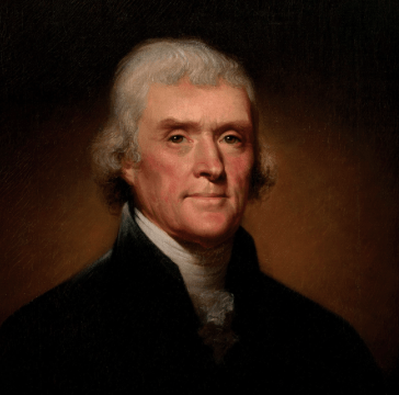 CLAY JENKINSON: The Jefferson Watch — Have You Looked Around, Mr. Jefferson?