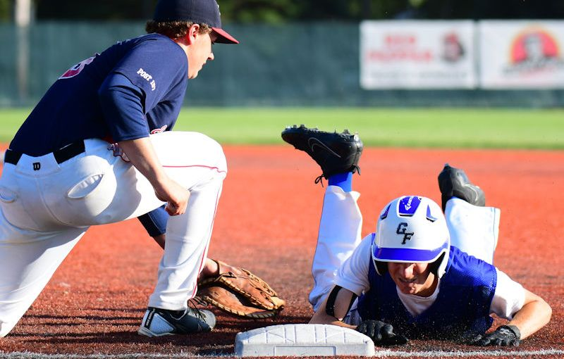 RUSS HONS: Photo Gallery — Grand Forks Blues Post 6 Vs. East Grand Forks Post 157