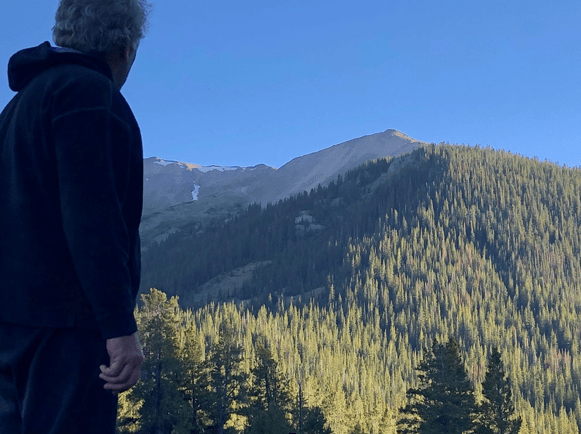 TIM MADIGAN: Anything Mentionable — The Spirit Of The Mountains