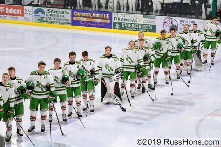 February 21, 2019 East Grand Forks vs Red Lake Falls in Sect 8 quarter final hockey. All game photos can be viewed here: https://bit.ly/2FMqLq1