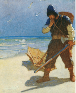 By N. C. Wyeth, from the NYPL Digital Collections, c. 1920.