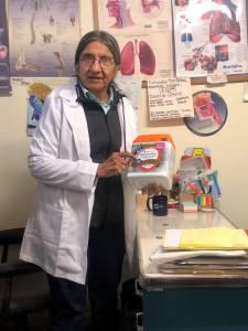 Dr. SanJuana Mendoza.
