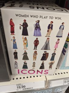 Spotted on the game shelf on a recent round through Target store.