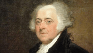 For John Adams, checks and balances were the only hope.