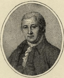 John Bayard. On Feb. 14, 1800, Bayard, a Delaware Federalist, announced that he had decided to support Jefferson, thus giving him the nine state votes he needed.