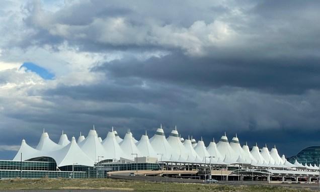 Denver airport.