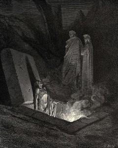 Gustave Doré: Divine Comédie de Dante