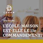 L'ÉCOLE À LA MAISON... LE 11e COMMANDEMENT?