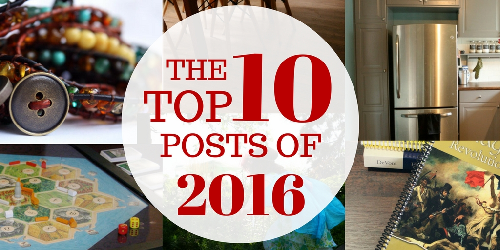 My Most Popular Posts from 2016