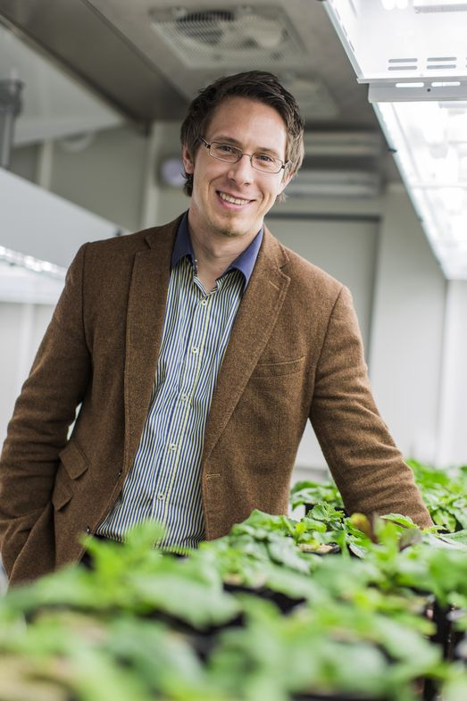 Leibniz Prize winner 2021: Professor Nico Eisenhauer.