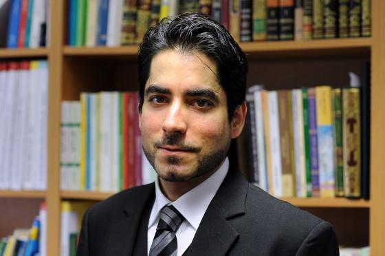 Prof. Dr. Mouhanad Khorchide<address>© WWU/Peter Grewer</address>