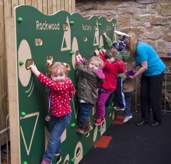 Rockwood Nursery School, Burnley