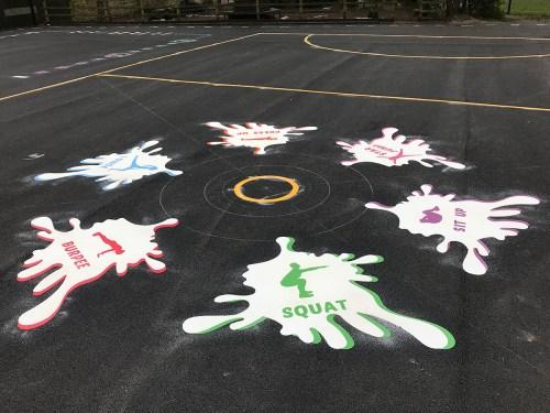 IMG 2795 - Playground Markings Yorkshire