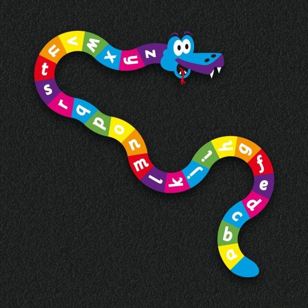 A Z Snake - A - Z Snake