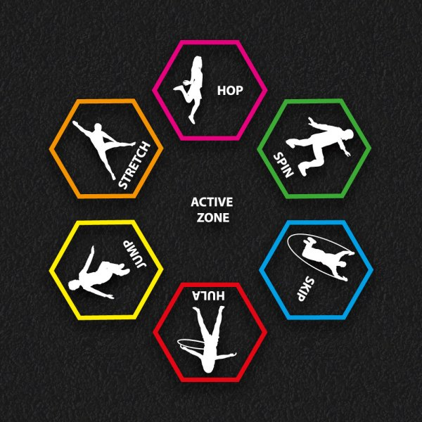 Active zone - Active Zone Outline