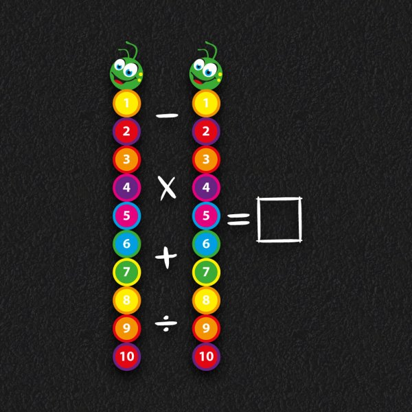 Counting Caterpillars - Counting Caterpillars