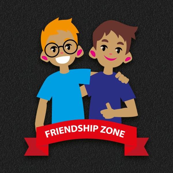 FRIENDSHIP AREA1 1 - Friendship Zone 1