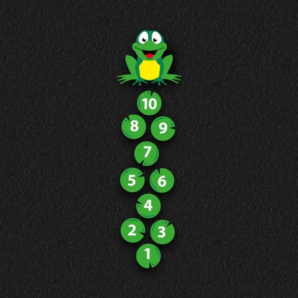 Frog Hopscotch 2 - Frog Hopscotch