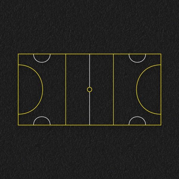 Netball Mini Football Court 1 - Netball/Mini Football Court