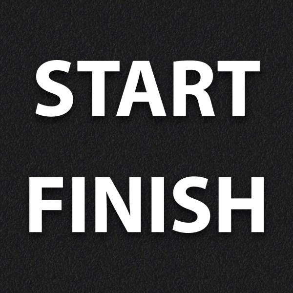 Start and Finish 1 - Start and Finish
