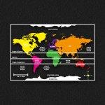 World Map Playground Marking