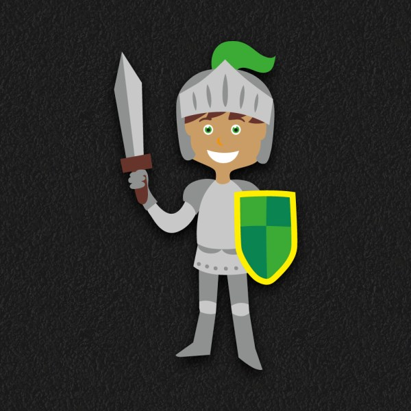 knight 1 - Castle Knight