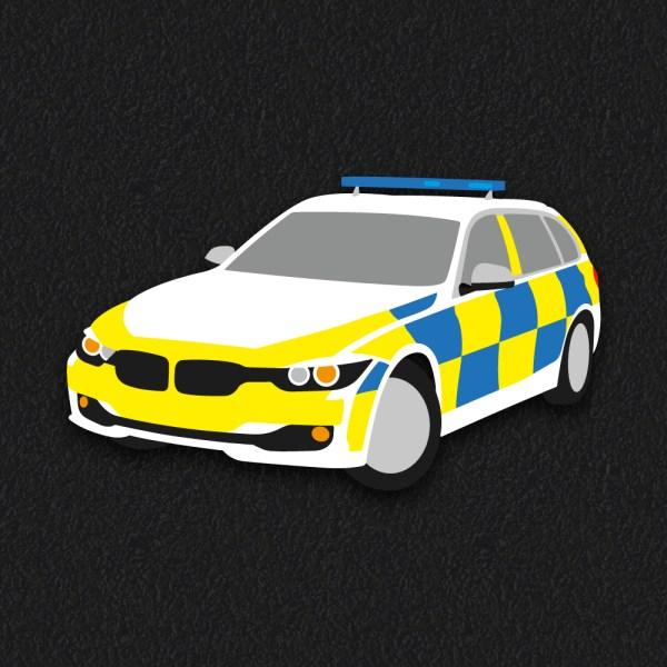 police Car - Police Car