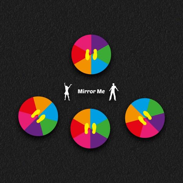 Mirror Me Solid 3 Stations - Mirror Me Solid 3 Stations