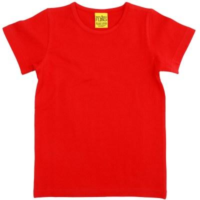 MTAF red t-shirt organic plain original_Untitled-87