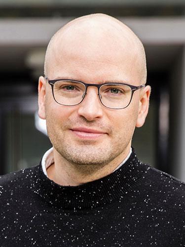 Portrait of Prof. Dr. Knut Drescher