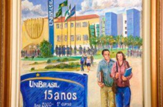 15 anos UniBrasil