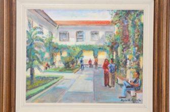 Jardim Interno UniBrasil
