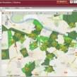 Geosmart banca, selección de secciones por área de influencia de oficinas