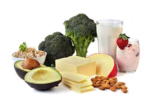 D vitamin források.