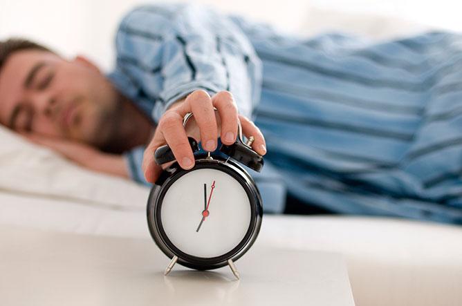 Alváshiány.