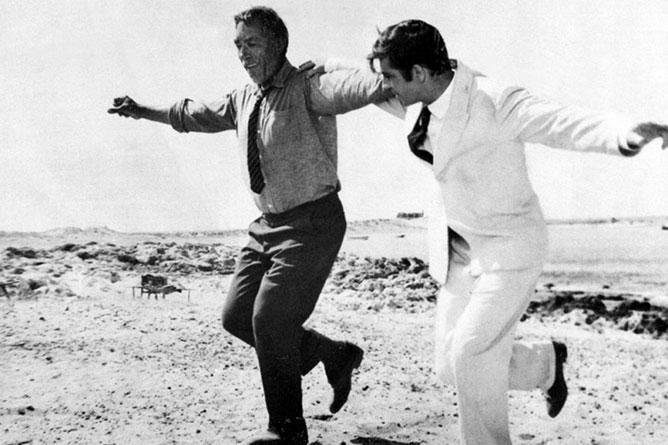 Zorba-dance.