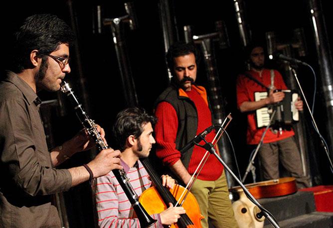 Pallett Band.