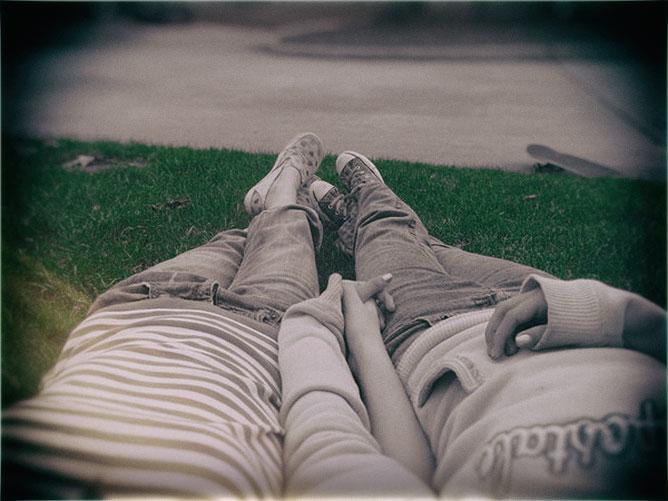 together.