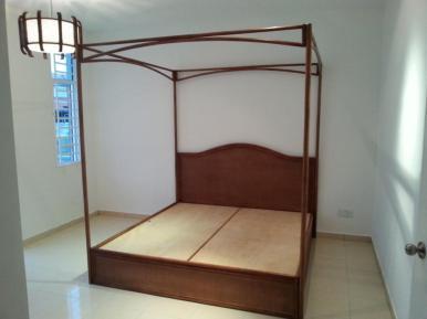 Rattan Bed 002